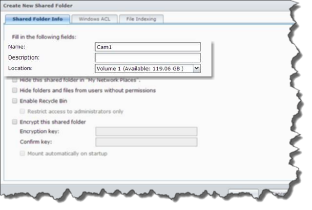 Creating volumes on your Synology NAS